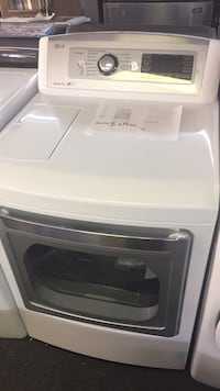 white Samsung front-load clothes washer Clearwater, 33764