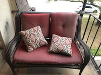 Patio loveseat & table Fort Worth, 76110