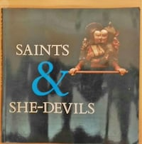 LIBRO: SAINTS AND SHE-DEVILS. IMAGES OF Women.. Oviedo