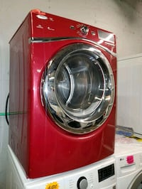 Whirlpool front load electric dryer working perfectly four months warr Baltimore, 21223