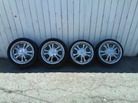 Anella 18 inch rims with tires Fullerton
