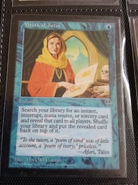Mystical tutor MTG Magic the Gathering proxy 548 km