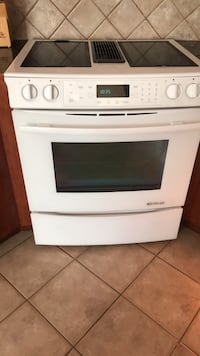 white and black induction range oven Knoxville, 37922
