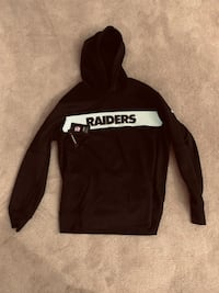 NIKE RAIDERS NFL ONFIELD HOODIE NEW WITH TAGS Ajax, L1T 0E9
