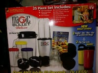 Magic Bullet (New In Box) Silver Spring