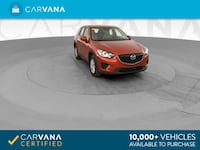 2015 Mazda CX5 suv Sport SUV 4D Red Brentwood