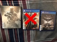 PS4 Games  Fort Worth, 76102