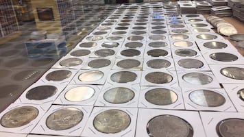 Morgan and Peace 90% Silver Dollar Coins For Sale!