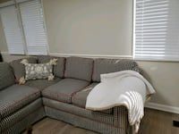 Sectional sofa hand made. Very sturdy and comfortable.    Silver Spring, 20906