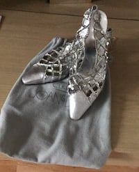 Evening shoes size 8/5 - 9 Stephan Keulian collection  Laval, H7W 4L3
