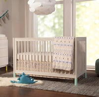 Babyletto Gelato 4in1 Convertible Crib with Toddler Bed Conversion Kit Charlotte, 28205