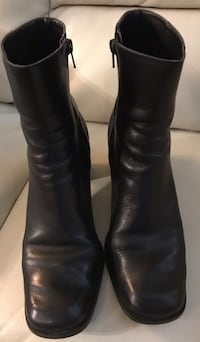 GIANNI BINI LEATHER ANKLE BOOTS 4in HEEL  Arden, 28704