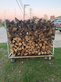 Firewood for sale and log splitting service