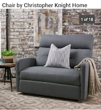 Double Recliner  by Christopher Knight Home Tacoma, 98407