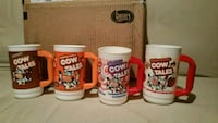 Cowtale plastic mugs - flavors sold separately  Westland, 48185