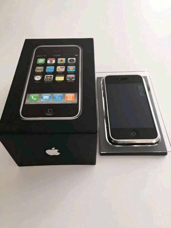 IPhone 2G 1st Generation