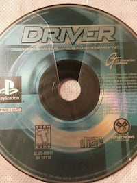 Driver - Playstation PS1 Toronto, M6K 3G1