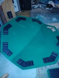 1 Way Fold Poker Table