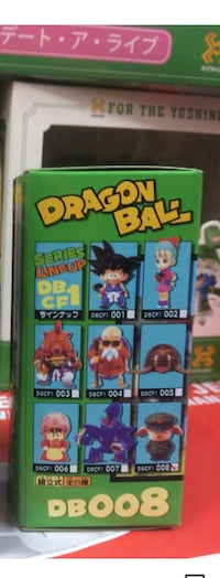 Dwc/wcf 5 pieces set dragon ball z Los Angeles