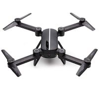 Drone RC Quadcopter Altitude Hold Headless RTF 3D 360 Degree FPV Video WiFi 720P HD Camera 6 axis 4CH 2.4Ghz Height Hold Easy Fly Steady for Learning, Black 纽约市, 11373