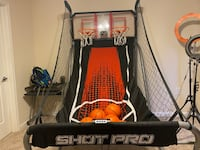 Hathaway Shot Pro Deluxe Electronic Basketball Game Hyattsville, 20785