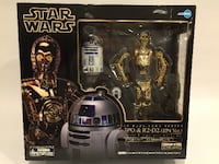 STAR WARS - C-3PO & R2-D2 (SET OF TWO)