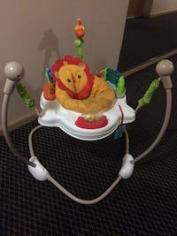 baby's white and green jumperoo Kensington, 20895