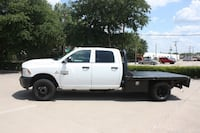 2013 RAM 3500 White Grand Prairie, 75050