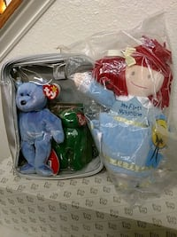 Beanie baby toys and First Madelline Fort Belvoir, 22060