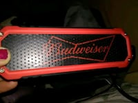 Budweiser Blue Tooth Speaker Port Arthur, 77642