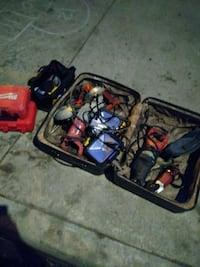 Tools bundle. Must sell all at once Los Angeles, 91607