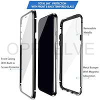 Funda Cristal Doble Cara iPhone X/XS/XR  Barcelona, 08031