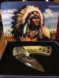 Collectors knife Washington, 20024