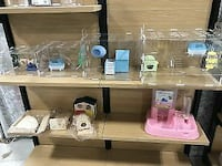 Good News: Unique Display Houses - for Cutie HAMSTERS *-* Toronto