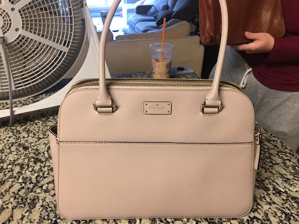 6ce71ed24 Used Light pink Kate spade purse for sale in Woodstock - letgo