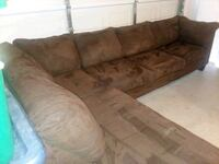 2 piece sectional Chandler, 85286