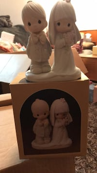 Precious moments figurine in box  Grand Prairie, 75051