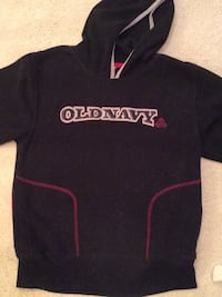 black and red Supreme pullover hoodie Bristow, 20136