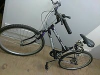 black and white hardtail mountain bike Los Angeles, 91311