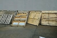assorted brown wooden frame lot Columbia, 29206