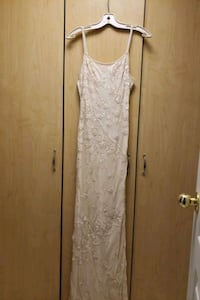 WEDDING DRESS.  Size small.  Cream coloured Vaughan, L4H 2W3