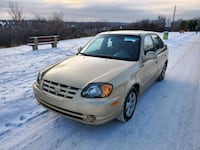 2004 Hyundai Accent Low Kms Edmonton