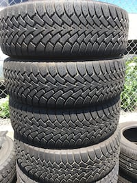 225/60R17 winter Good year