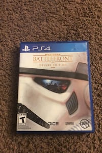Star Wars Battle Front Deluxe Edition