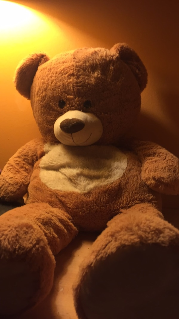 d8c39a6a5f3 Used Big Teddy Bear for sale in Fayetteville - letgo