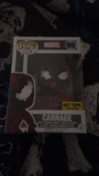 Carnage funko pop Fort Erie, L0S