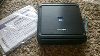 Amplifier Alpine 4 Chanels  new in the box Orlando, 32811