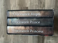 The Infernal Devices 3 book set by Cassandra Clare Waterloo, N2T 1Z9