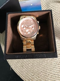 Rose Gold MK Watch Wappingers Falls, 12590