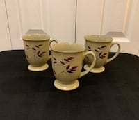 Three Green Bamboo Coffee Mugs from Sears Canada all 3 for $5 Markham, L3T 3L5